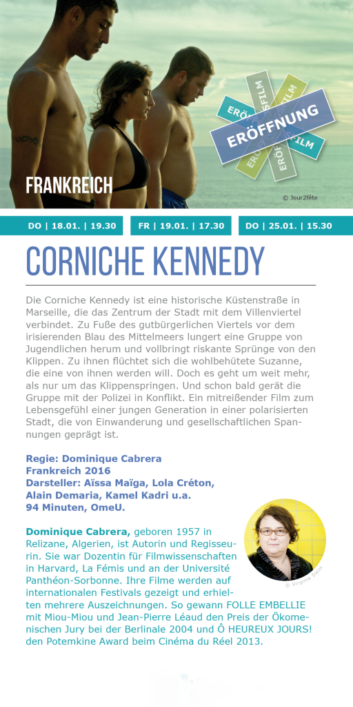 Screenshot brochure filmfestival